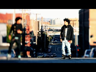 LES TWINS _ GOLDEN CITY _ YAK FILMS _ CRIMINALZ CREW _ SAN FRANCISCO _ NEW STYLE HIP HOP //