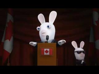 бешаные кролики мульт
