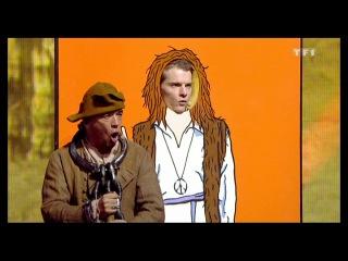 Les Enfoirès 2010 - TF1 HQ - TV Версия - Часть №2