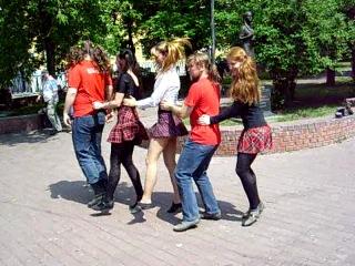 Танцующий город 2. Летка-Енька.