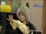 Юлаевцы в детдоме. 27.12.10.Хоккеисы пришли объяснить детям,что означали непонятные жесты бородатого дяди в телевизоре.