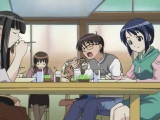 Любовь и Хина / Love Hina: сезон 1 серия (9-24)