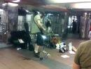 музыканты в метро Нью-Йорка (2011)