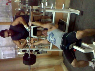 First time doing 314lbs close grip high incline bench press for 4 reps at 220 lbs bodyweight!!