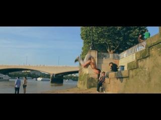 Паркур,фриран,уличная акробатика.Очень красиво и необычно