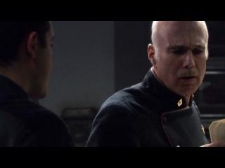 Звездный крейсер Галактика. Сезон 2, эпизод 20.