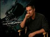 Темный рыцарь  The Dark Knight (2008) - интервью Кристиана