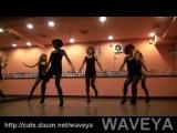Waveya - Kan Mi Yeon - Paparazzi Dance Cover