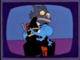 The Simpsons - Щекотка и Царапка Reservoir Cats