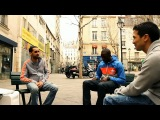 adidas кроси_которие делают бит_бокс(B-boy Lamine feat. SNIPER)