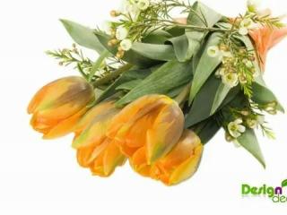 Создание букетов из живых цветов,флористика