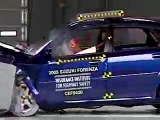 Crash-test Chevrolet lacetti (Suzuki Forenza)