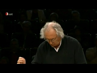 J.S. Bach. Mätthauspassion. Duetto with chorus: So ist mein Jesus nun gefangen