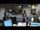 THE UNDERBELLY & Roxie Ray perform Off The Wall by Michael Jackson (live session on BBC6)