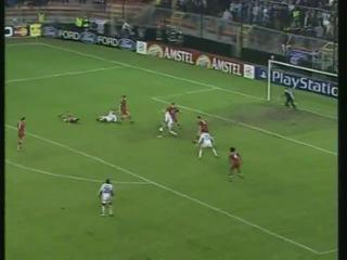 Локомотив - Андерлехт 5-1 (ЛЧ 2001)
