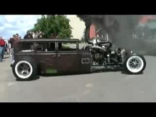 Hot rod turbodizel