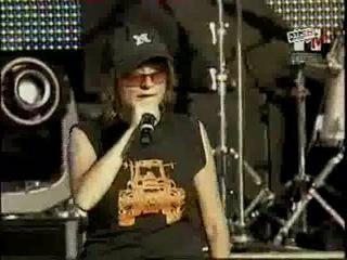 Земфира - Лондон(МегаХаус 2004: Свежая Кровь)