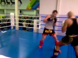 Тренировка Кик 2