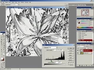 Видеоуроки по Adobe Photoshop - Создание акварельного рисунка из фотографии