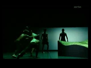 голая балерина на сцене Мариинки