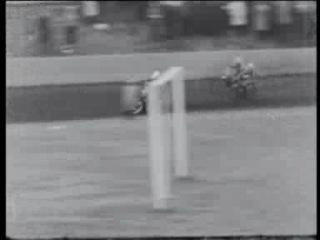 Победа ленинградских спидвеистов над чемпионом Англии