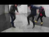 "Админ группы ""Beatdown HardcoreFranch RAPHip Hop"" танцует Хардбас"