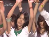 [PERF] SNSD - Into The New World (Dong Ah TV Fashion Concert/2007.09.25)