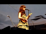 She & Him - Wouldn't It Be Nice (2010) LA Times Food & Wine Festival