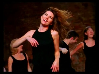 Shania Twain with Riverdance - Don't be stupid (You Know I Love You)