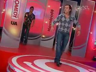 Comedy club - А.Рева - Бодибилдинг