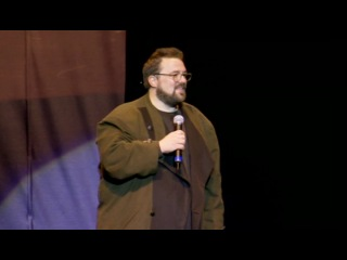 3ечер с Кевином Смитом. Мест нет (Часть 2) / Kevin Smith: Sold Out - A Threevening with Kevin Smith / 2008