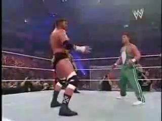 WWE Triple H Karate Kid