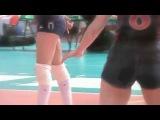 Прелести женского  волейбола ;)