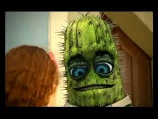 как мило бедный кактусик если тебе жалко кактуса дабавь видео!!!