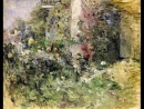 Peintures de Berthe Morisot_ Beethoven Sonate n° 4 en ut majeur