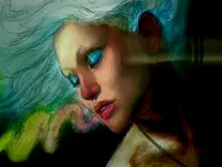 Дан Дос Сантос - замечательный художник, рисующий маслом иллюстрации фэнтези