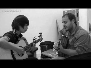 Rylynn - Andy Mckee Sungha Jung