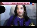 Tv9- Katrina Shahid fight.