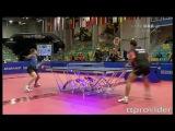 Austrian Open 2010: Tiago Apolonia-Timo Boll