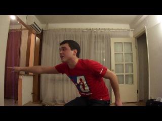 Макс Красота и его новое исполнение)))Вот так поют пьяные англичане в караоке)