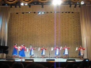 Русский Лирический танец (фестиваль в Сочи 2010)