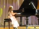 концерт, Соболева Катя играет Глинка Полька