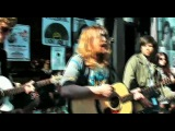 I Am Arrows- 'Green Grass' acoustic performance at record store day