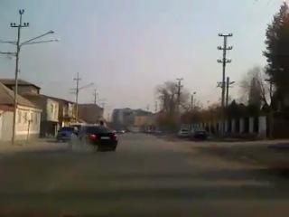 Свадьба в Дагестане. Дорожный беспредел!