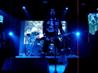 W.A.S.P. - Heaven`s hung in black(12.12.2010 Milk)