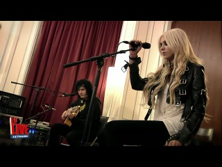 The Pretty Reckless ( Taylor Momsen ) - Since You're Gone (Le Live)