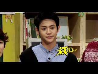 │YoSeob,Kikwang (B2ST) LeeJoon (MBLAQ) Cut (100 Points)│