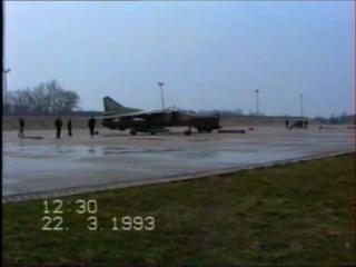 Вывод 296 го АПИБ с аэродрома Гроссенхайн в Германии Часть 2