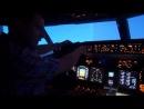 Полеты на тренажере Боинг 737 NG. Часть 1. После взлета