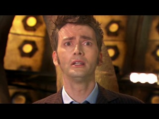 Doctor Who - The Tenth Doctor Regenerates - David Tennant to Matt Smith
